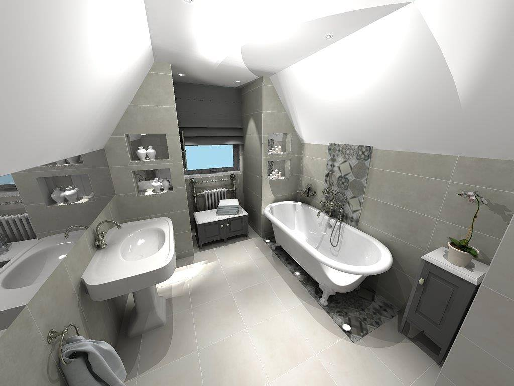 Bathroom Design Service By Scope